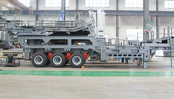 Coarse Crushing And Screening Plant For Sale