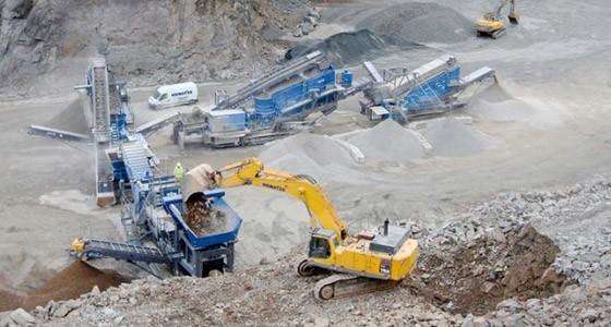 Rock/Stone/Limestone Crushing & Screening Plant