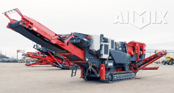 Track Mounted Cone Crusher Plant