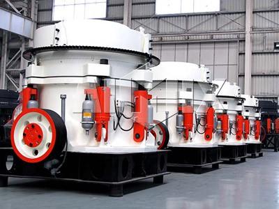 Aimix Multi-cylinder Hydraulic Cone Stone Crusher