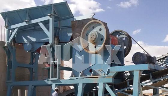 Aimix jaw crusher machine price