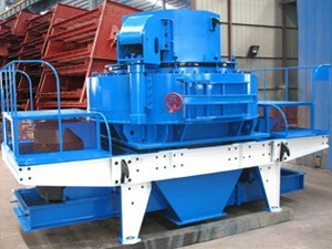 Aimix vertical shaft impact crusher for sale