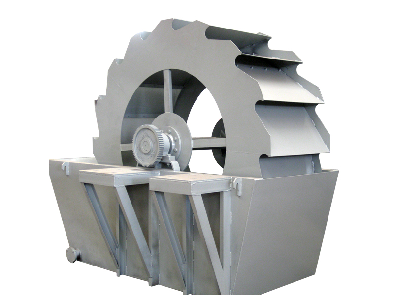 XS Series Bucket Wheel Sand Washer