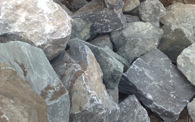 limestone raw material