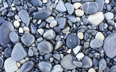 River Pebbles Processing