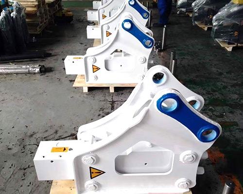 hydraulic breakers for excavator